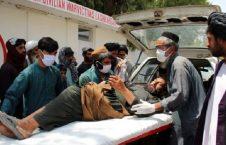 زخمی 226x145 - ابراز نگرانی صدراعظم کانادا در پیوند به افزایش خشونت ها در افغانستان
