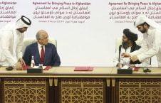 طالبان امریکا 1 226x145 - توافق صلح امریکا؛ طالبان و تحقق استراتیژی عمق نفوذ پاکستان در افغانستان و آسیای میانه