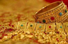 طلا 226x145 - ابتکار جدید سارقان هندی برای سرقت از طلافروشی! + عکس
