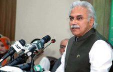 ابتلای وزیر صحت عامه پاکستان به ویروس کرونا