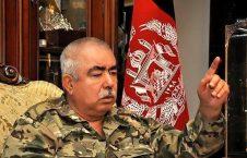 عبدالرشید دوستم 1 226x145 - توصیه مارشال دوستم به اردوی ملی و نیروهای امنیتی افغانستان
