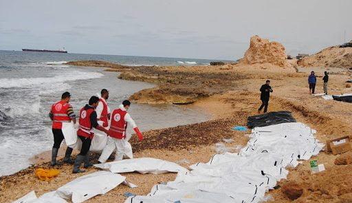 غرق 512x295 - آغاز روند انتقال اجساد مهاجرین غرق شده افغان در ترکیه به افغانستان