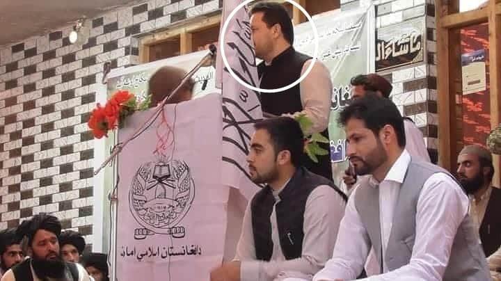 فیض زلاند 1 - تصاویر/ استاد پوهنتون کابل به طالبان پیوست!