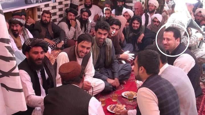 فیض زلاند 2 - تصاویر/ استاد پوهنتون کابل به طالبان پیوست!