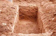 قبر 226x145 - زنده شدن مرد مصری ۴ ماه پس از مراسم خاکسپاری اش!