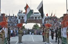 پاکستان هند 226x145 - بازگشایی مجدد سرحد واگا از سوی حکومت پاکستان