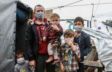 شیوع کرونا در بین پناهجویان افغان در اروپا
