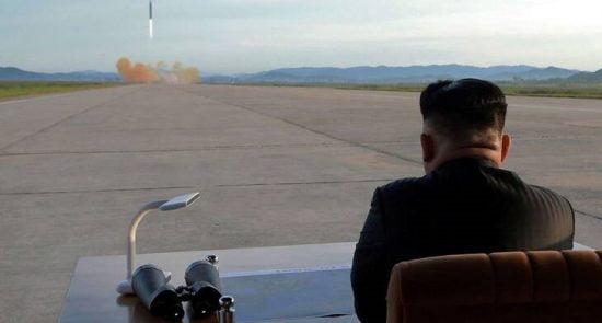 کوریای شمالی1 550x295 - افزایش نگرانی ها در جاپان از خطر حمله هستوی کوریای شمالی