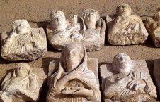 آثار باستانی عراق 226x145 - افزایش نگرانی ها از قاچاق آثار باستانی عراق به امریکا و اروپا