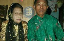 ازدواج 226x145 - ازدواج عجیب یک نوجوان ۱۶ ساله با پیرزن 71 ساله + تصویر