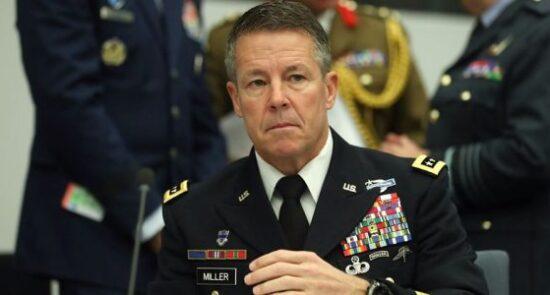 اسکات میلر 550x295 - هشدار قوماندان عمومی نیروهای امریکایی و ناتو به طالبان