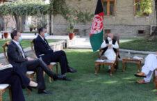 اشرف غنی استیفانو پونتیکورو 226x145 - دیدار رییس جمهور غنی با نماینده ملکی ناتو در افغانستان