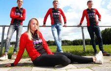 الن فوکما 226x145 - زنی که در لیگ مردان فوتبال هالند اشتراک می کند!