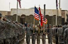 پایگاه نظامی امریکا در سرحدات عراق و کویت هدف حمله قرار گرفت