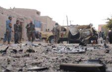 انفجار بلخ 4 226x145 - تصاویر/ انفجار موتر بمگذاری شده در ولایت بلخ