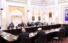 جلسه کابینه 226x145 - برگزاری جلسه کابینه در ارگ با حضور داشت والیان کشور