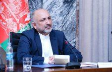 حنیف اتمر 226x145 - تاکید وزیر امور خارجه بر مشروعیت زدایی جنگ طالبان