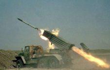 راکت 226x145 - سفارت امریکا در پایتخت عراق هدف حمله راکتی قرار گرفت