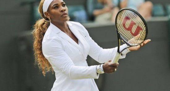 سرنا ویلیامز 550x295 - اقدام انسانی تنیسور مطرح زنان جهان برای کمک به متعلمین