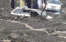 سیل پروان 4 226x145 - جاری شدن سیلابهای مرگبار در ولایت هرات