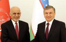غنی میرضیایف 226x145 - عید مبارکی رییس جمهور اوزبیکستان با رییس جمهور غنی