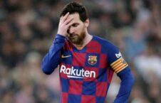 لیونل مسی 226x145 - بارسلونا در شوک وداع لیونل مسی