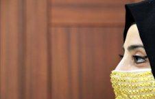 ماسک طلا4 226x145 - ساخت ماسک طلا برای عروس ها در ترکیه + تصاویر
