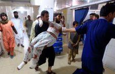 موتر بم ننگرهار 2 226x145 - تصاویر/ انفجار موتر بم در نزدیکی زندان ولایت ننگرهار