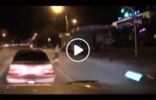 ویدیو تصادف مرگبار موتر عابر پیاده 226x145 - ویدیو/ تصادف مرگبار یک موتر با عابر پیاده