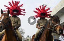 ویدیو روبات شیوع کرونا هند. 226x145 - ویدیو/ ساخت روباتی برای جلوگیری از شیوع کرونا در هند
