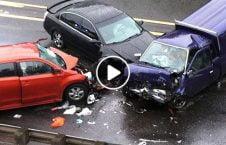 ویدیو عجیب نجات معجزه آسا تصادفات 226x145 - ویدیو/ عجیب ترین صحنه ها از نجات معجزه آسای مردم در تصادفات
