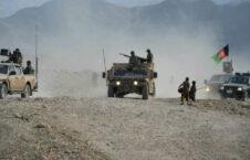 اردوی ملی 226x145 - افزایش ناامنی ها در ولایت فاریاب؛ جنگ بیش از ۲۰۰۰ خانواده را آواره کرد
