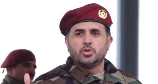 اسدالله خالد 550x295 - اسدالله خالد: مراکز تمویل طالبان در پاکستان فعال است