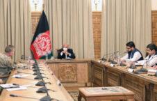 اشرف غنی تاد والترز 226x145 - پیام سرمنشی سازمان ناتو برای رییس جمهوری اسلامی افغانستان