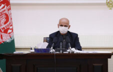 اشرف غنی 1 226x145 - تاکید رییس جمهور غنی بر مدیریت موج دوم کرونا در افغانستان