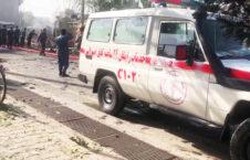 انفجار امرالله صالح 14 226x145 - تصاویر/ انفجار بر کاروان معاون نخست ریاست جمهوری