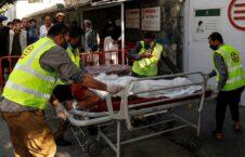 انفجار امرالله صالح 15 226x145 - تصاویر/ انفجار بالای موتر افراد ملکی در پکتیکا