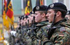 جرمنی عسکر 226x145 - جرمنی از کاهش شمار عساکر خود در عراق خبر داد