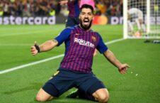 سوارز 226x145 - حضور سوارز در تمرینات تیم فوتبال بارسلونا + تصاویر
