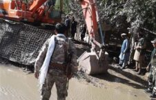 سیل پروان. 226x145 - تصاویر/ جاریشدن سیلاب ها در دره غوربند پروان