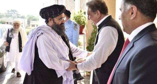 طالبان پاکستان 550x295 - درخواست 22 سناتور امریکایی برای تحریم طالبان و پاکستان