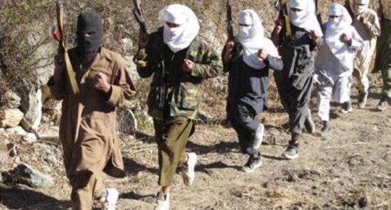 طالبان 2 550x295 - آیا تحریک طالبان پاکستان، یک کمربند یک راه چین را تهدید می کند؟