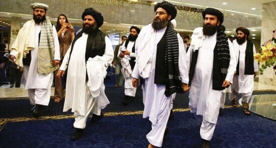 طالبان 3 550x295 - اعلامیه طالبان در پیوند به اظهارات اخیر رییسجمهور ایالات متحده امریکا
