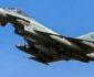 حمله طیارات جنگی ایتلاف سعودی به پایتخت یمن