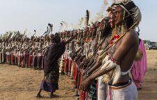 قبیله زیبا آفریقا5 226x145 - قبیله ای که خود را زیباترین مردمان دنیا می دانند! + تصاویر
