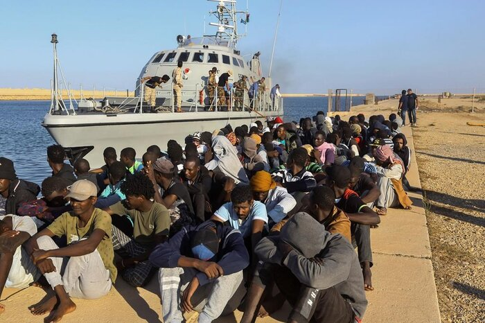 گزارش عفو بینالملل درباره نقض حقوق بشر علیه مهاجرین در لیبیا