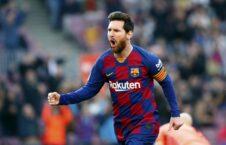 لیونل مسی 1 226x145 - پیام لیونل مسی پس از رسیدن به عنوان بیشترین بازی برای باشگاه بارسلونا