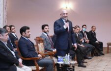 محمد حنیف اتمر دوشنبه3 226x145 - تصاویر/ دیدار سرپرست وزارت امور خارجه با افغانهای مقیم دوشنبه
