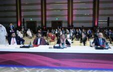 مذاکرات بین الافغانی قطر 7 226x145 - اشتراک هیئت حکومت افغانستان در نشستهای روسیه و ترکیه
