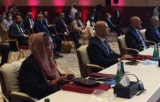 مذاکره قطر 226x145 - تلاش طالبان و پاکستان برای ایجاد اختلاف میان تیم دولت